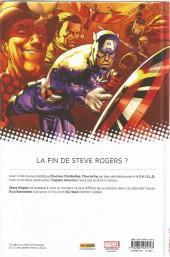 Verso de Captain America (Marvel Now!) -4- Clou de Fer