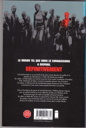 Verso de Walking Dead -5a2010- Monstrueux