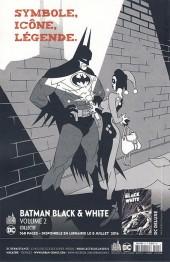 Verso de Batman Univers -5- Numéro 5