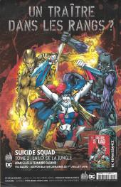 Verso de Justice League Univers -5- Numéro 5