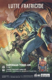 Verso de Superman Univers -5- Numéro 5
