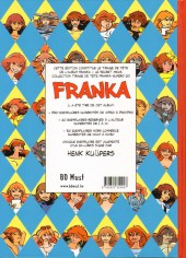Verso de Franka (BD Must) -23TT20- Le secret 1948