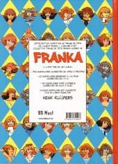 Verso de Franka (BD Must) -2TT18- L'Œuvre d'art