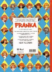 Verso de Franka (BD Must) -5TT19- Drôle de cirque