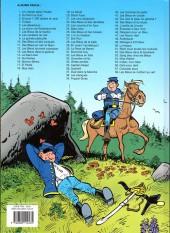 Verso de Les tuniques Bleues -24b2014- Baby Blue