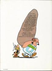 Verso de Astérix -20a84- Astérix en Corse