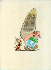 Verso de Astérix -2d1973- La serpe d'or