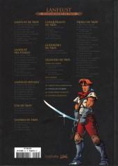 Verso de Lanfeust et les mondes de Troy - La collection (Hachette) -43- Voyage aux Ombres