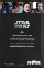 Verso de Star Wars - Légendes - La Collection (Hachette) -1925- Épisode II - L'Attaque des Clones