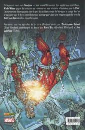 Verso de Deadpool -5- Ectoplasme en péril