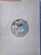 Verso de Bécassine -6- Bécassine chez les Turcs