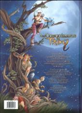 Verso de Les conquérants de Troy -1a16- Exil à Port-Fleuri