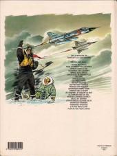 Verso de Tanguy et Laverdure -19a1983- La mystérieuse escadre Delta