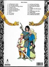 Verso de Thorgal -17a95- La gardienne des clés