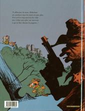 Verso de La légende de Robin des Bois