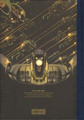 Verso de Les trois Fantômes de Tesla -1TL- Le mystère Chtokavien