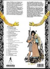 Verso de Thorgal -10b 93- Le pays Qâ