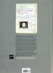 Verso de Magnum Photos -3- McCurry, NY 11 septembre 2001