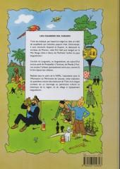 Verso de Tintin (en langues régionales) -4Occitan la- Los cigarros del faraon