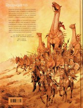 Verso de Reconquêtes -4- La Mort d'un roi