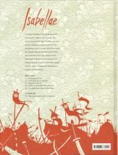 Verso de Isabellae -5- La geste des Dieux obscurs