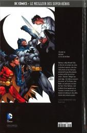 Verso de DC Comics - Le Meilleur des Super-Héros -24- Batman - Le Fils de Batman