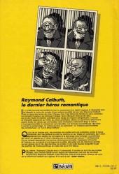 Verso de Raymond Calbuth -0- Raymond Calbuth - Ma vie est une jungle !