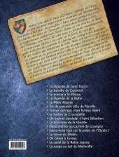 Verso de Histoires et Légendes Normandes -HS02- Pays d'Evreux