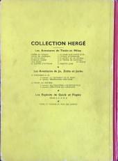 Verso de Quick et Flupke -3- (Casterman, couleurs) -6- 6e série