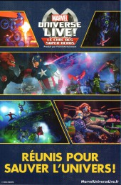 Verso de All-New Avengers -2- Union imparfaite
