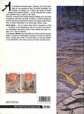 Verso de Le vent des Dieux -1a1986- Le sang de la lune