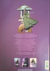 Verso de Okko -1a2006- Le cycle de l'eau I