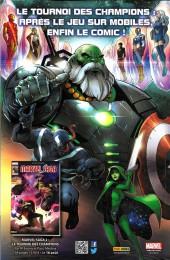 Verso de All-New Inhumans -3- Intervention globale