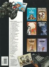 Verso de Spirou et Fantasio -4i00- Spirou et les héritiers