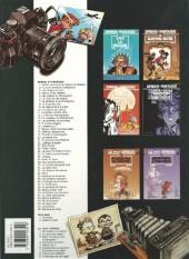 Verso de Spirou et Fantasio -24f01- Tembo Tabou