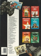 Verso de Spirou et Fantasio -31c93- La boite noire