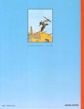 Verso de Dinghys dinghys - Lannapurna Club