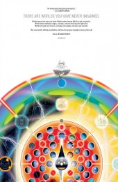 Verso de Multiversity (The) (2014) -INT- The Multiversity