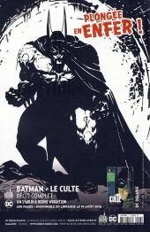 Verso de Batman Univers -6- Numéro 6