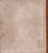 Verso de Spirou et Fantasio - Tome PRE2