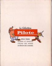 Verso de Tanguy et Laverdure -1- L'école des Aigles