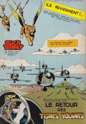 Verso de Buck Danny -25- Escadrille ZZ