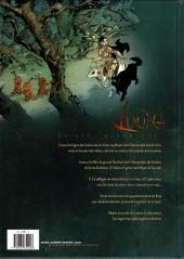 Verso de Luuna -2- Le Crépuscule du Lynx