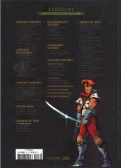 Verso de Lanfeust et les mondes de Troy - La collection (Hachette) -27- Gnomes de Troy - Humour Rural