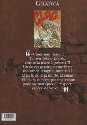 Verso de Outlaw -3- Cantinière et petits soldats