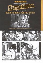 Verso de Nestor Burma (Feuilleton) -5- Nestor Burma contre C.Q.F.D. - Numéro 2