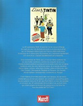 Verso de (DOC) Journal Tintin - La saga du journal Tintin