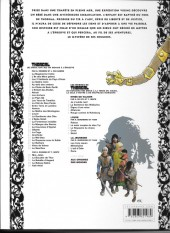 Verso de Thorgal -29a15- Le sacrifice