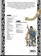 Verso de Thorgal -30a2011- Moi, Jolan