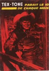 Verso de Tex-Tone -358- Gracies?
